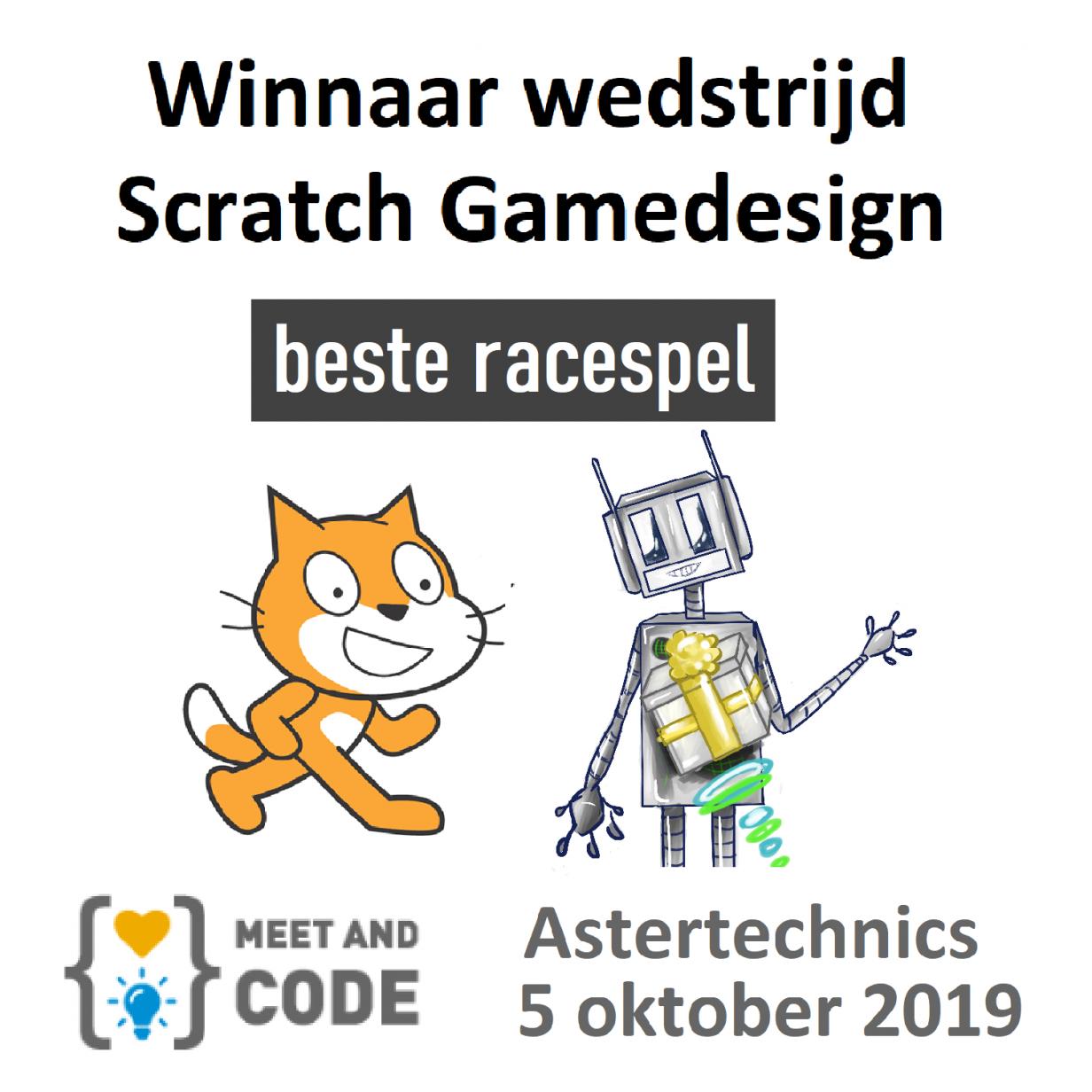 Scratch Gamedesign