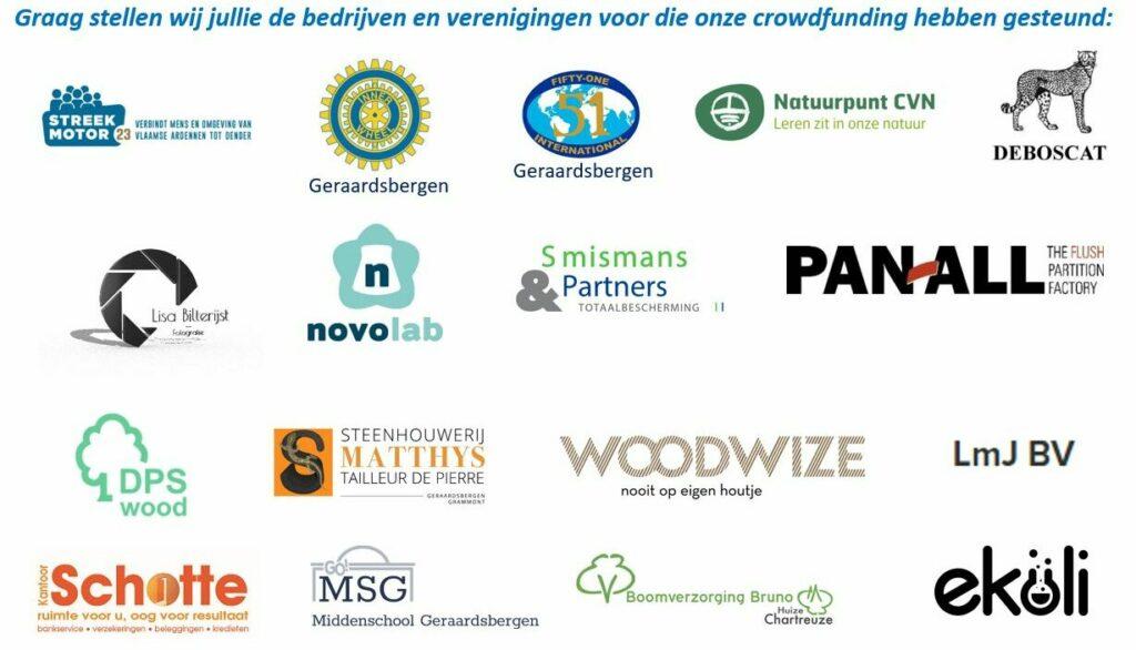 Partners crowdfunding